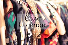 closet cleaning day 6 40 bags in 40 days the great closet cleanout continues