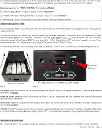 tr1003 fireplace remote control transmitter user manual tr1003