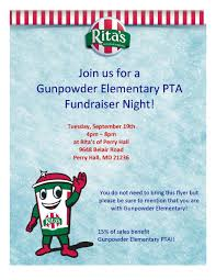 pta meeting invitation gunpowder elementary pta