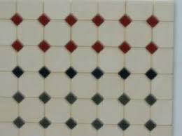 23 black and white octagon bathroom floor tile ideas