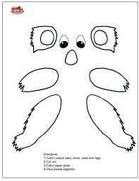 photos koala bear puppet template koala bear craft