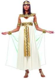 Egyptian Queen Halloween Costume Black Women Lady Cleopatra Egyptian Queen Nile