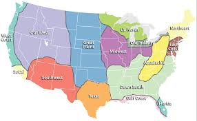 Sc Cwp Reciprocity Map Midwestern United States Wikipedia Lesson 11 The Midwest States