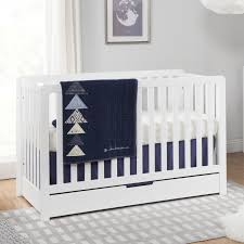 Convertible Crib With Storage S By Davinci Colby 4 In 1 Convertible Crib With Storage