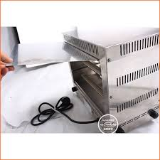 Toaster Burner Shentop Commercial Kitchen Equipment Stainless Steel Gas