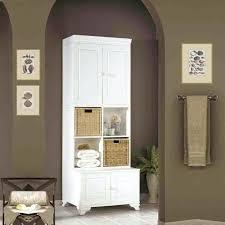 tall white bathroom cabinet storage tall white bathroom storage