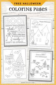 Free Printable Halloween Trivia Non Candy Halloween Treats