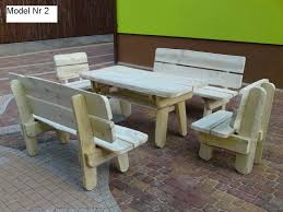 outdoor outside garden furniture 100 wood beautiful tables