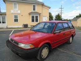 toyota corolla hatchback 1991 1991 toyota corolla photos specs radka car s