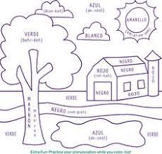 easy beginner spanish worksheets for kids google search kids