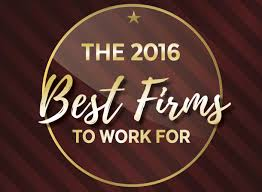 the 2016 best firms to work for consulting magazine