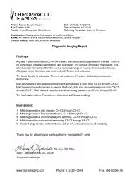 diagnostic report template x report format pdf professional and high quality templates