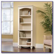 Sauder Harbor View Bookcase Harbor View Library Bookcase With Doors Bookcases Home Design