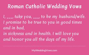 catholic wedding readings non traditional catholic wedding readings