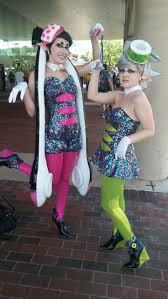 Halloween Costumes From Video Games 57 Best Splatoon Images On Pinterest Cosplay Costumes Nintendo