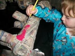 trojan horse pinata art activity u2013 eclectic homeschooling