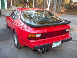 porsche 944 black make porsche model 944 year 1984 body style coupe exterior