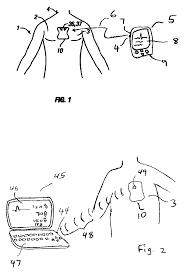 patent us8688189 programmable ecg sensor patch google patents