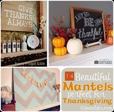 thanksgiving mantel 52 mantels november 2012