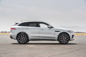 jaguar f pace grey 2017 jaguar f pace first test the sports car of suvs motor trend