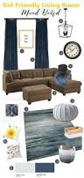 family room decorating ideas blue living room makeover sustain
