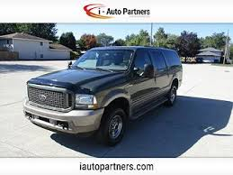 used ford excursion for sale with photos carfax