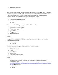 penulisan daftar pustaka nama tiga suku kata tugasbibliografibindo 130825214900 phpapp01 thumbnail 4 jpg cb 1377468022