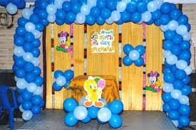 balloon decoration for birthday at home balloon decoration for birthday ghanko com