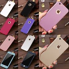 Tempered Glass Windows For Sale Ultra Thin 360 Full Body Protective Case For Iphone 6 6 Plus