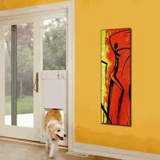 Patio Pacific Pet Door Electronic Pet Doors Dog Fences Bark U0026 Training Collars