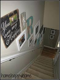 staircase wall decor ideas uncategorized decorating staircase wall decorating the staircase