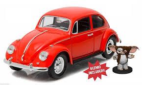vintage volkswagen bug greenlight gremlins 1967 vw bug volkswagen beetle diecast car 1 24