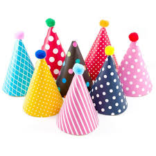 party hats kids birthday party hats party hats set for kids birthday set of