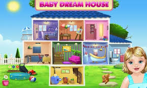 Download Home Design Dream House Mod Apk Baby Dream House Android Apps On Google Play