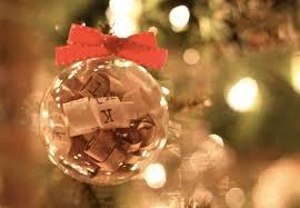 diy wedding keepsake christmas ornament