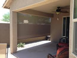 Outdoor Patio Roll Up Shades by Roll Up Wind Screen Patio Patio Outdoor Decoration
