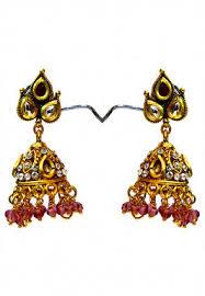 jhumki style earrings earrings online shopping buy indian earrings and jhumka for women