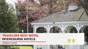 Pennsylvania travellers rest images Travelers rest motel intercourse hotels pennsylvania jpg