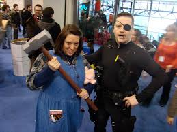 Nick Fury Halloween Costume Misery Loves Nick Fury Kathy Bates Misery Nick Fury U2026 Flickr