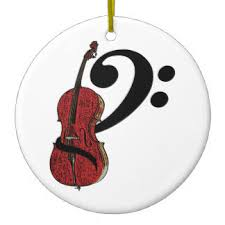 cellos ornaments keepsake ornaments zazzle