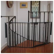 Safety Gates For Stairs With Banisters Model Staircase Baby Gates Of Hell Dr Stay At Home Mom Gate For