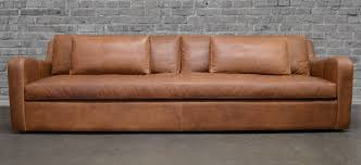 Pigmented Leather Sofa Julien Leather Furniture Collection Leathergroups Com