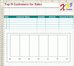 Excel Sales Report Template Free Excel Report Template Monthly Sales 5