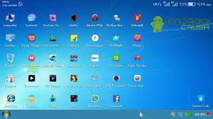 free launchers for android windows 7 launcher apk for android android crush