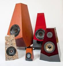 Speaker Designs About Intimate Sound Enclosures