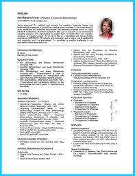 Resume Types Examples by Nice Sophisticated Job For This Unbeatable Biotech Resume