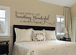 Master Bedroom Wall Decals | amazon com bedroom wall decal bedroom decor master bedroom