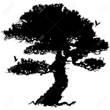 black tree royalty free cliparts vectors and stock illustration