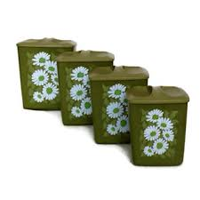 kitchen canisters green best green canister set products on wanelo