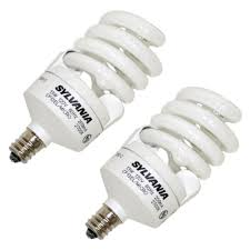 sylvania lighting gu24 13w cfl bulb soft wht